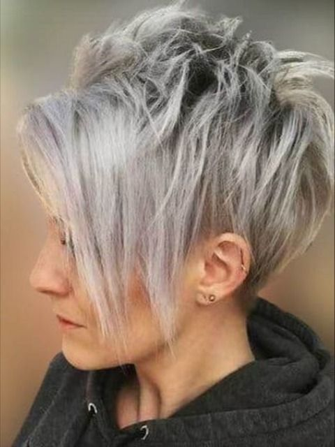 100 Short Haircut Styles for Over 60 Women in 2021 b934594dd61dade9284a0ec80941a1a4