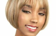 125+ Elegant Bob Hairstyles for African American Women (Updated 2021) bd49dbc7bbe9f602a3235320d83defc4-235x150