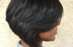 125+ Elegant Bob Hairstyles for African American Women (Updated 2021) cdd2c0deec2e3055c826d98be7d32947-235x150