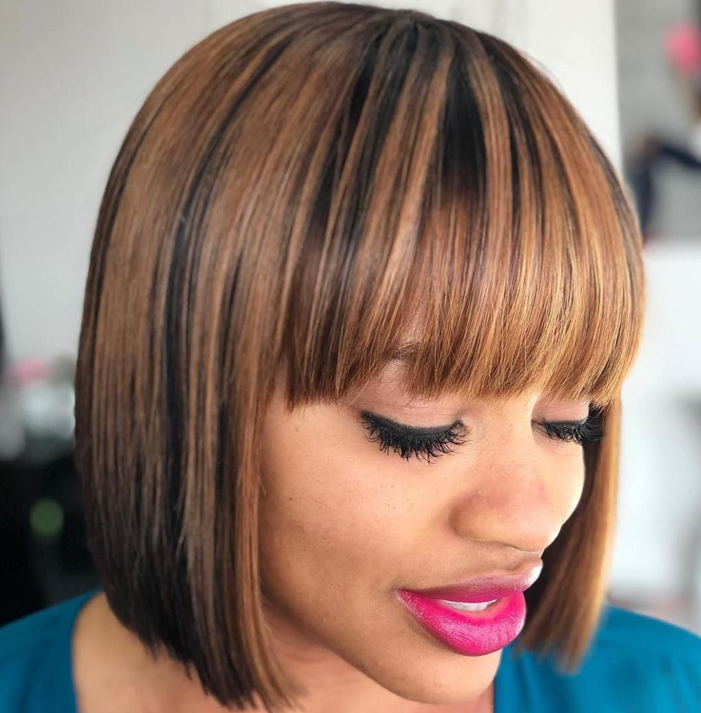 10 Different Types of Weave Hairstyles that Looks Great (Updated 2021) d1cfa79f1347c2e766d792b2682e8c20
