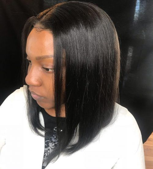 10 Different Types of Weave Hairstyles that Looks Great (Updated 2021) d3ae129c6e050996e7c3330fcc60e638