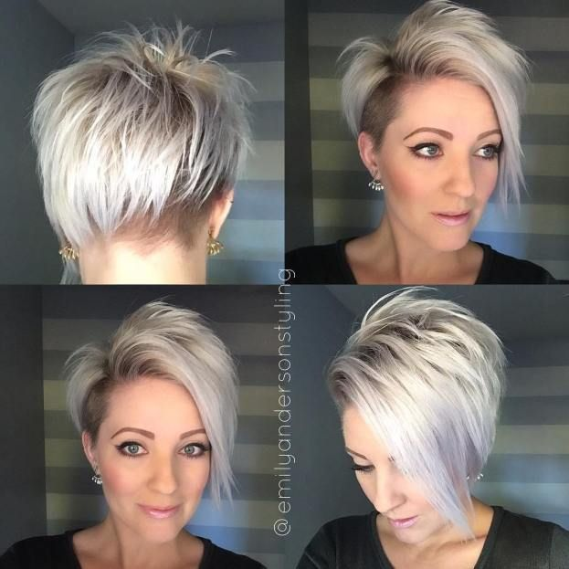 100 Short Haircut Styles for Over 60 Women in 2021 d7f8e1f774808ef8d02d6e0f73f6f149