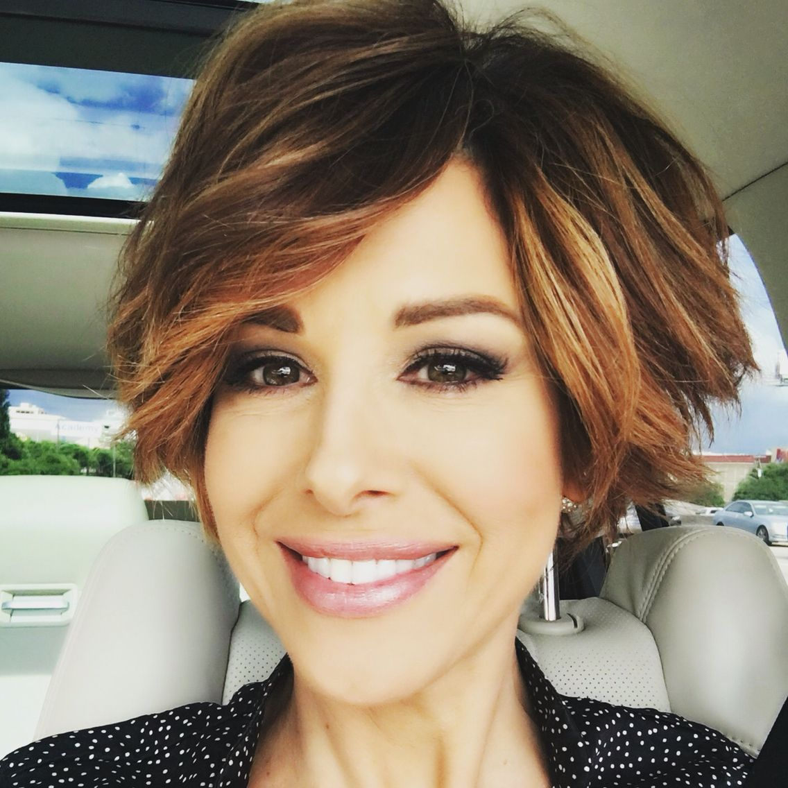 11 Types of Short Wavy Hairstyles for Women Over 50 (Updated 2021) df80968828ff51a306d1cd6f879533ad