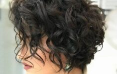 11 Types of Short Wavy Hairstyles for Women Over 50 (Updated 2021) e9ec1df2252f1a03c788af469bb3d121-235x150