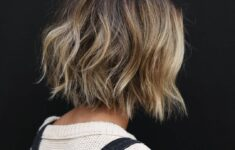 11 Types of Short Wavy Hairstyles for Women Over 50 (Updated 2021) f0a341cab2f26b02f720885b9bd4e0f9-235x150