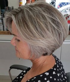 100 Short Haircut Styles for Over 60 Women in 2021 f478c71f0d66abaacf11f4b833a446cd