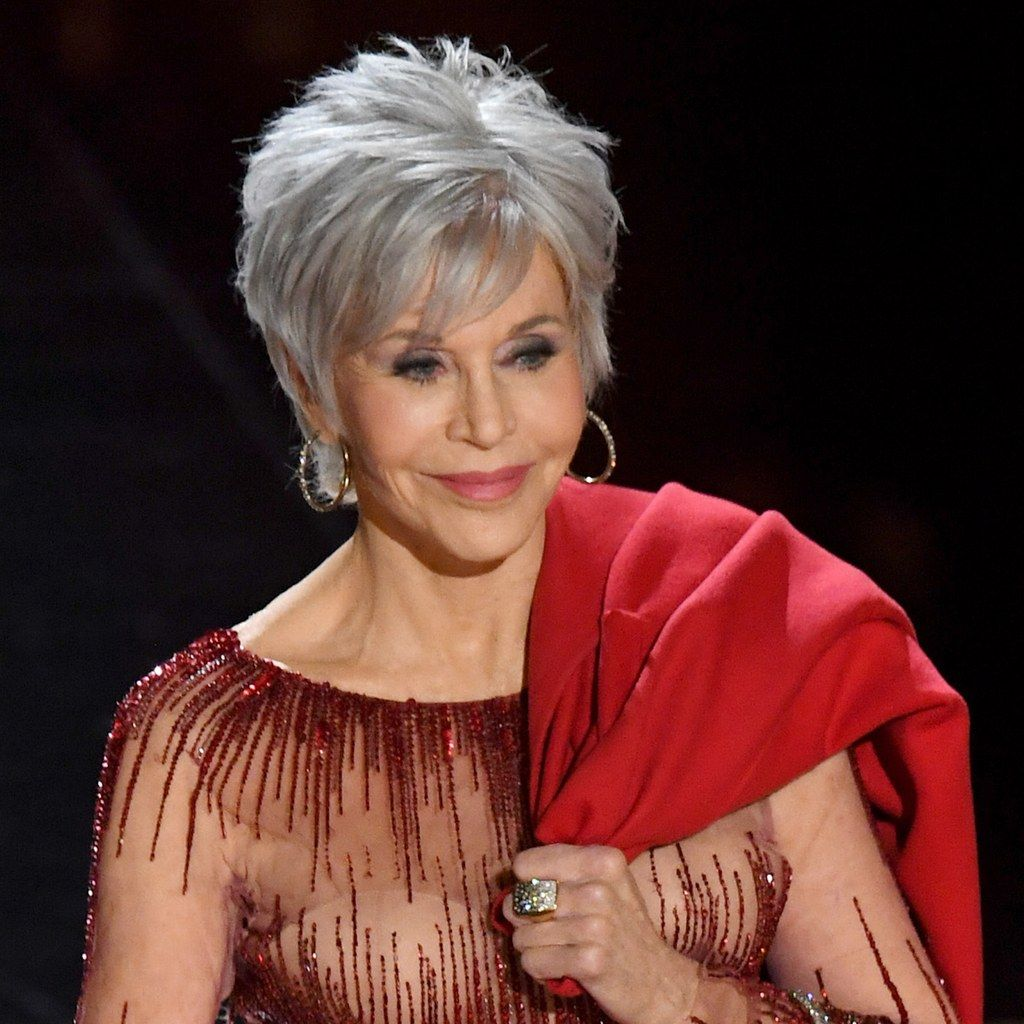 Look Fresh with Short Layered Haircuts for Older Women (Updated 2021) 01882537c19f2a9040380c474667b513