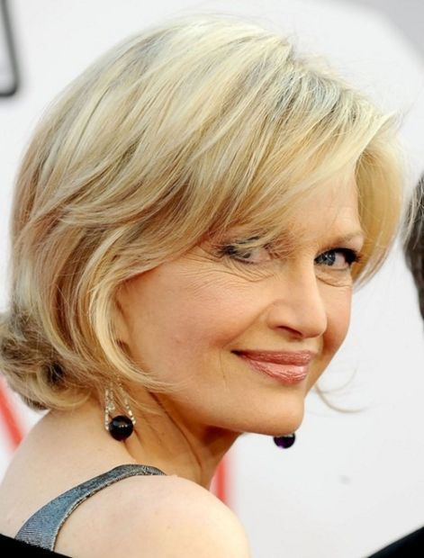 10 Short Hairstyles for Women Over 60 to Look Younger in 2021 019bbe8785c280a2c34ac570a5d27e5b