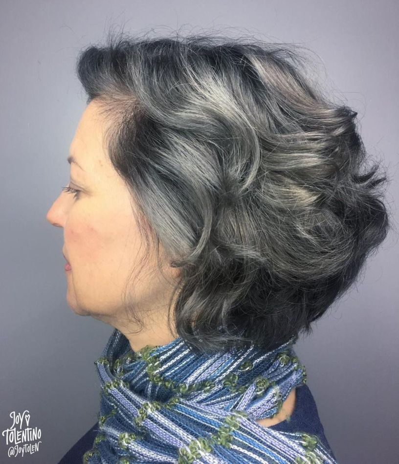 Inspiring Short Hairstyles for Older Women (Updated 2021) 03a79374a8345c548b21425a4aefdab2