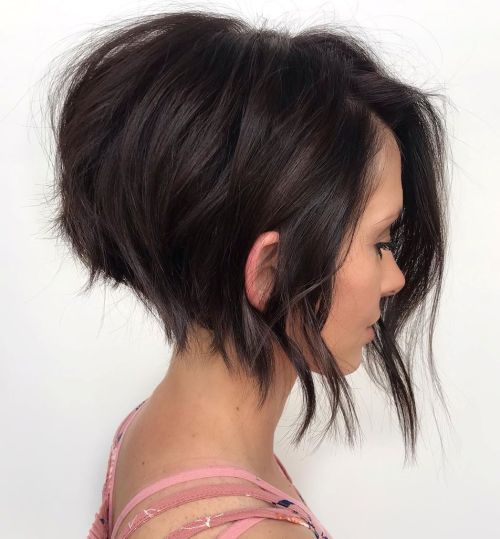 Inspiring Short Hairstyles for Older Women (Updated 2021) 107a5763f502e5e338121ffbd66cc84f