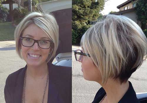 Timeless Short Layered Haircuts that Gorgeous for Older Ladies(Update 2021) 10e9214a03271471f9c3e12c72595eef