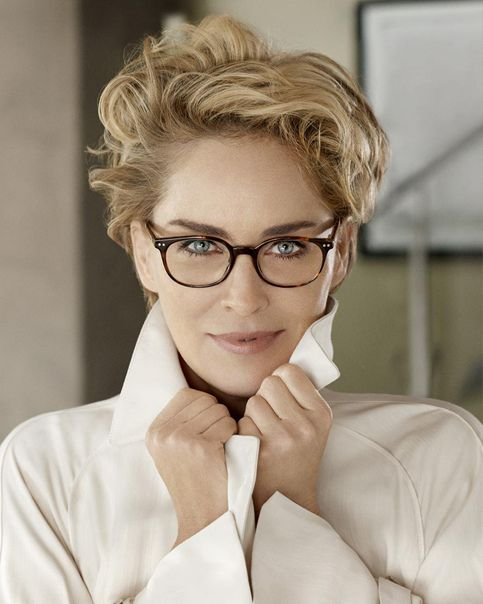 21 Short Hairstyles for Women with Grey Hair and Glasses (Updated 2021) 15ff373992e2e0540b5beda1005dbc16