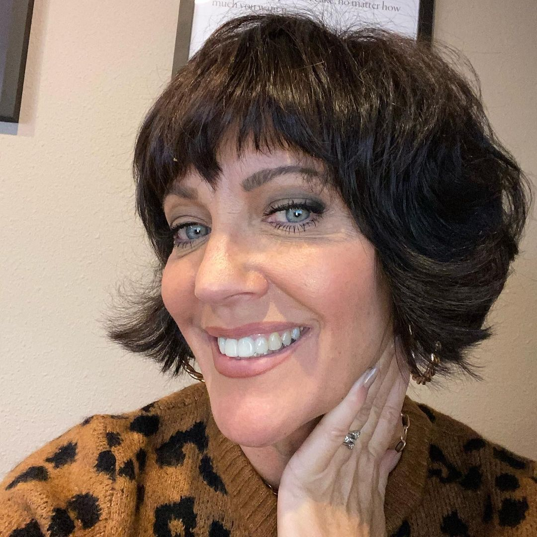 10 Short Hairstyles for Women Over 60 to Look Younger in 2021 1c3356bb2951a3ea42b4390ad7994c8a