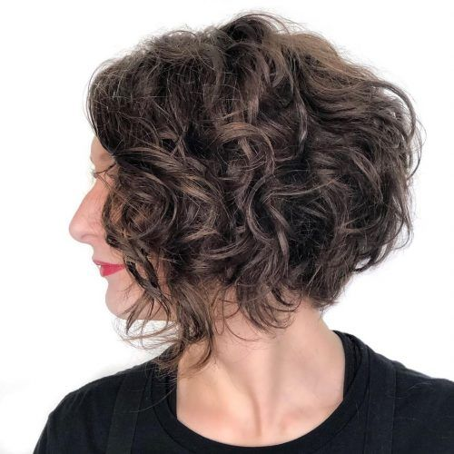 10 Stunning Short Curly Haircut Styles for Older Women (Updated 2021) 1e246b141a8111331fbb278cbd3dc596