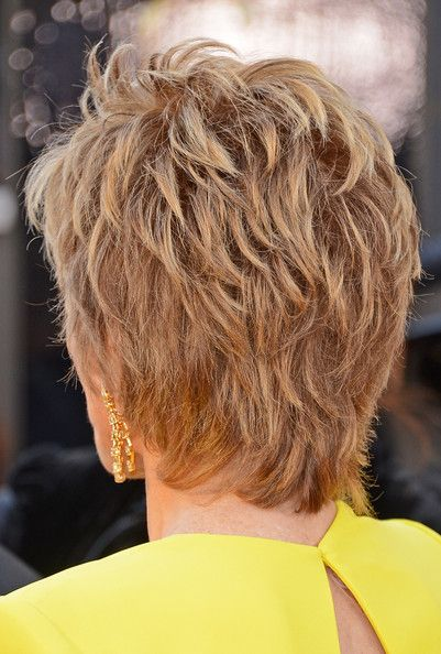 Look Fresh with Short Layered Haircuts for Older Women (Updated 2021) 2421266b5107cbf851db87b5a09fec70