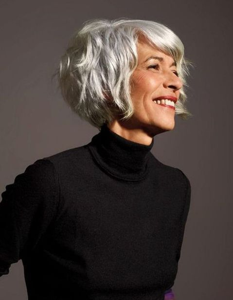 Look Fresh with Short Layered Haircuts for Older Women (Updated 2021) 2c399a85d7ebc164817996d2912e784c