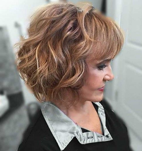 Inspiring Short Hairstyles for Older Women (Updated 2021) 4b1699cf1ab514463b541b9a4a5644ab