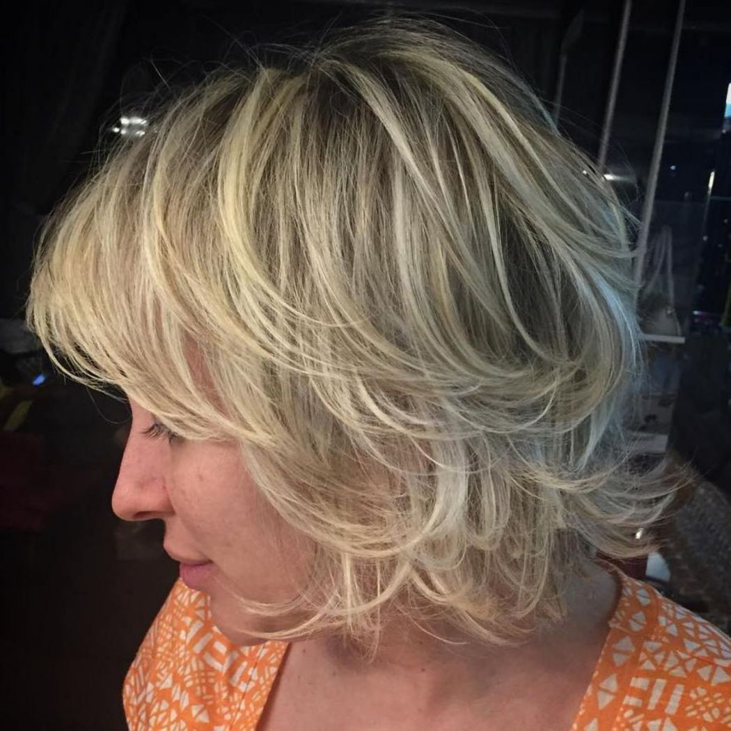 Inspiring Short Hairstyles for Older Women (Updated 2021) 4bfa5543cff636c05ab336975ce0550b