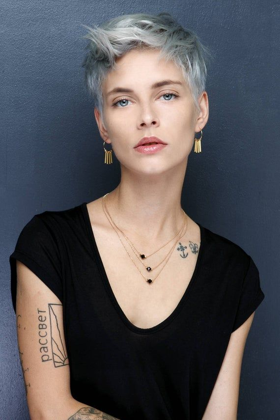 Trendy Short Haircut Styles for Women Over 50 (Updated 2021) 50a38339d17872dd869fe2fb1d957ca2