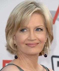 Looks Great in 60s with Cute Short Layered Haircuts (Updated 2021) 58bd8b43acfed1ea5877f34638cca141