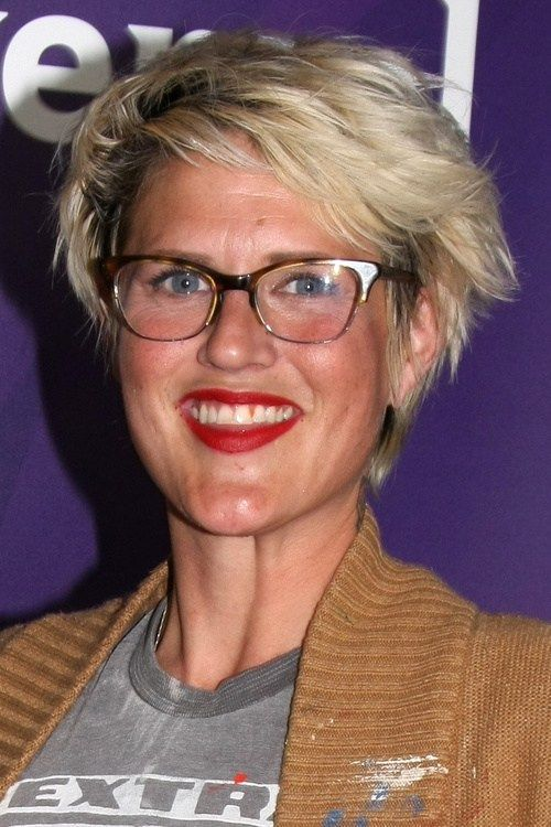 21 Short Hairstyles for Women with Grey Hair and Glasses (Updated 2021) 77e2f53abf25082db483a3a6cc9ae8fc