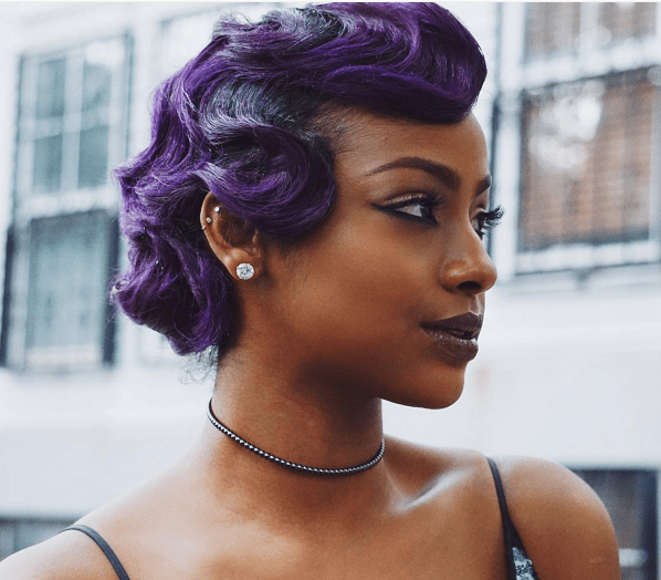 50 Gorgeous Finger Waves Hairstyles for Black Women (Updated 2021)