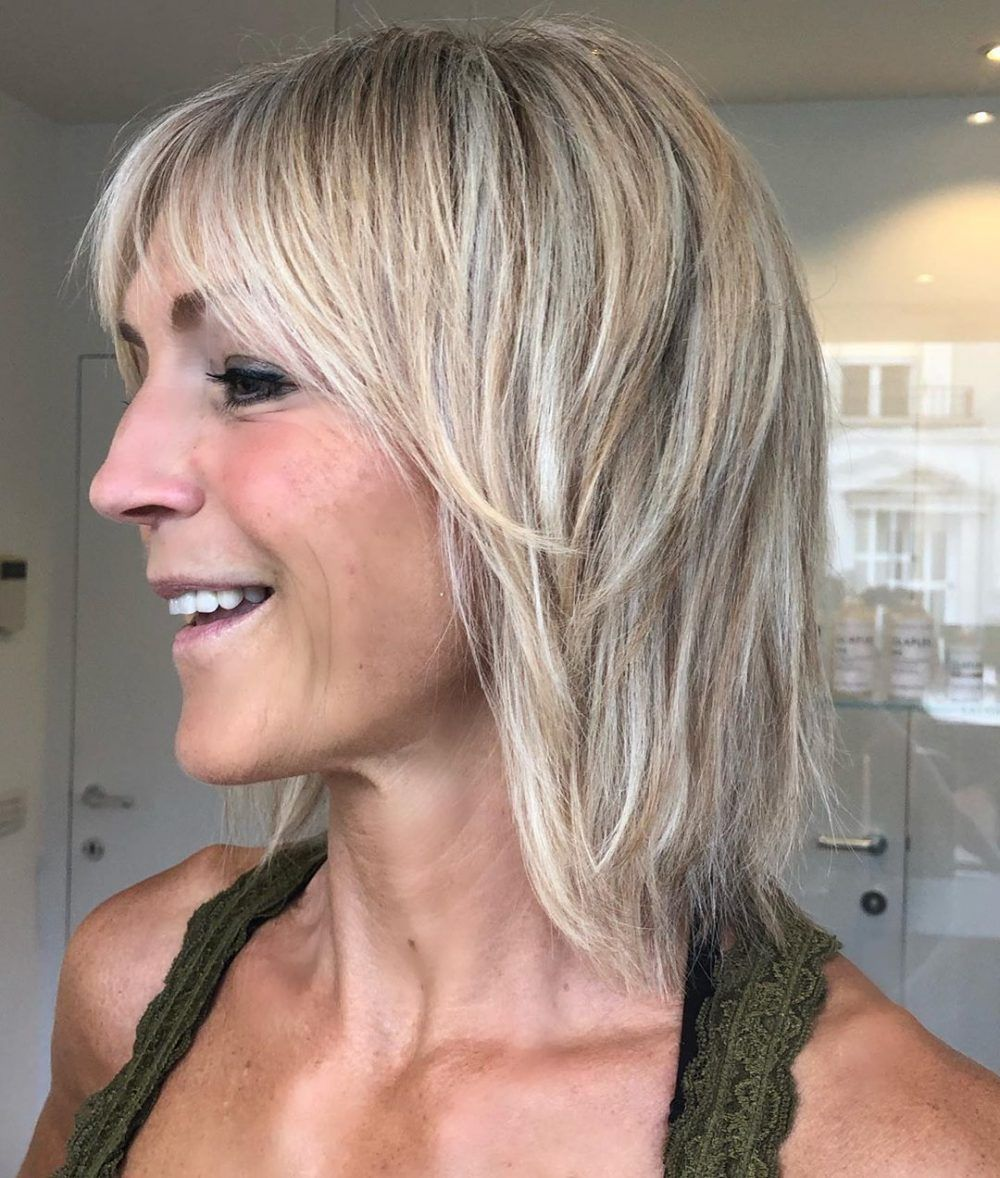 Trendy Short Haircut Styles for Women Over 50 (Updated 2021) 8c1f121649fdcf257b0ba13f661251d8
