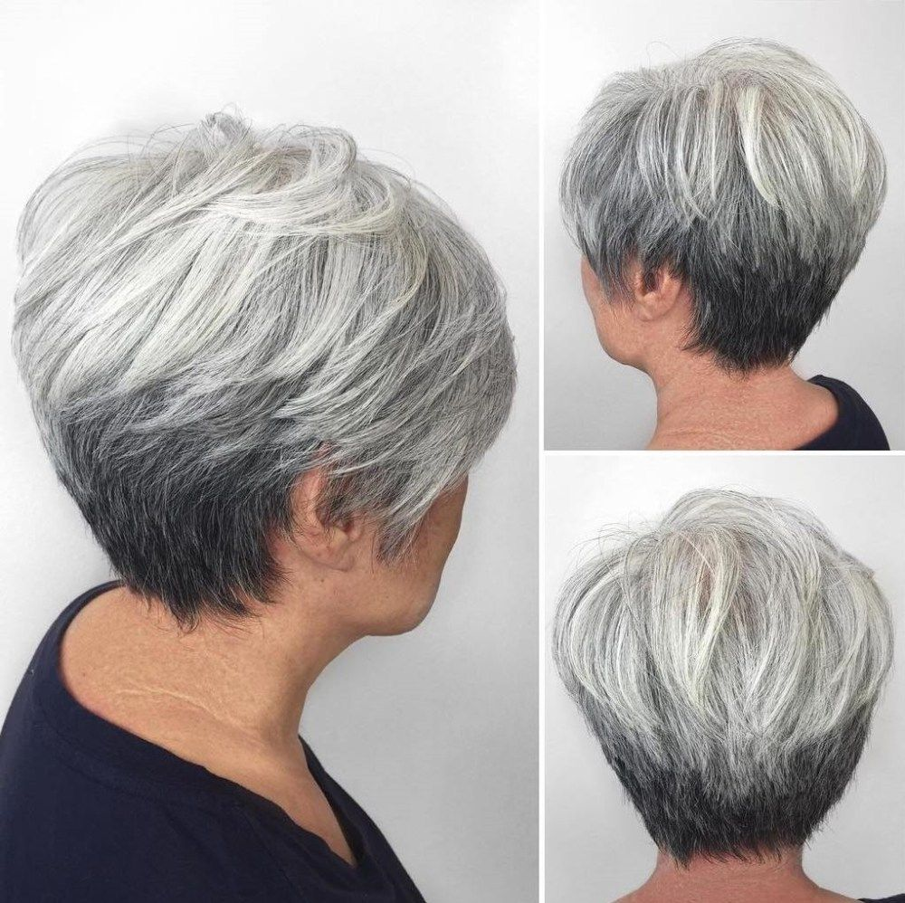 Inspiring Short Hairstyles for Older Women (Updated 2021) 998325c4f47c057b8562b2086fab3ea1