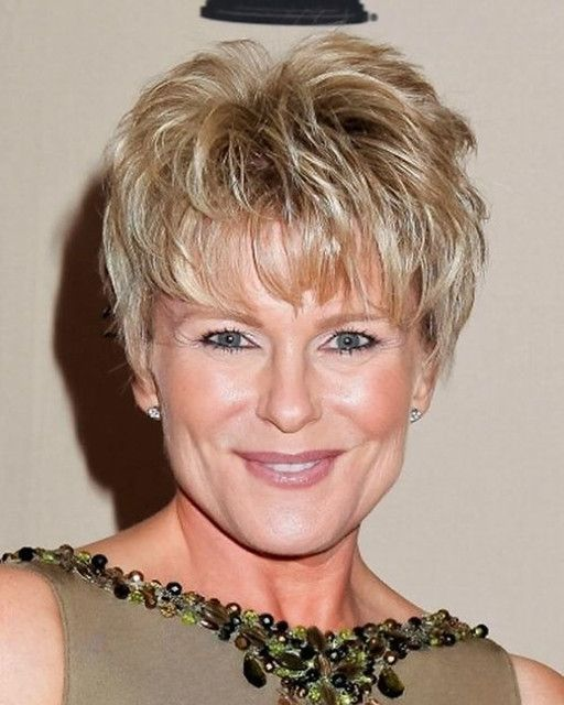 Trendy Short Haircut Styles for Women Over 50 (Updated 2021) b6915626e2704a09258dc39193d44fda