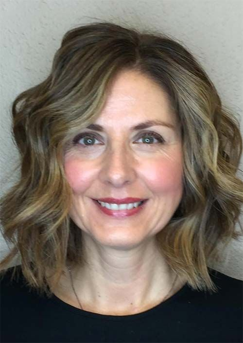 Trendy Short Haircut Styles for Women Over 50 (Updated 2021) b787346d00fbb2615f2d91682547be59