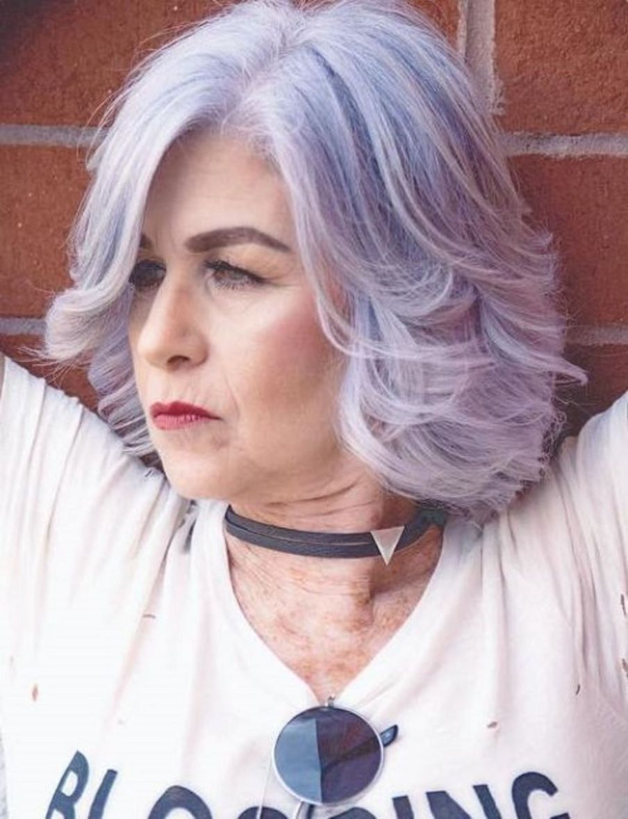 Trendy Short Haircut Styles for Women Over 50 (Updated 2021) c107cbd8fc7d7cfe719861f06e9c03f6