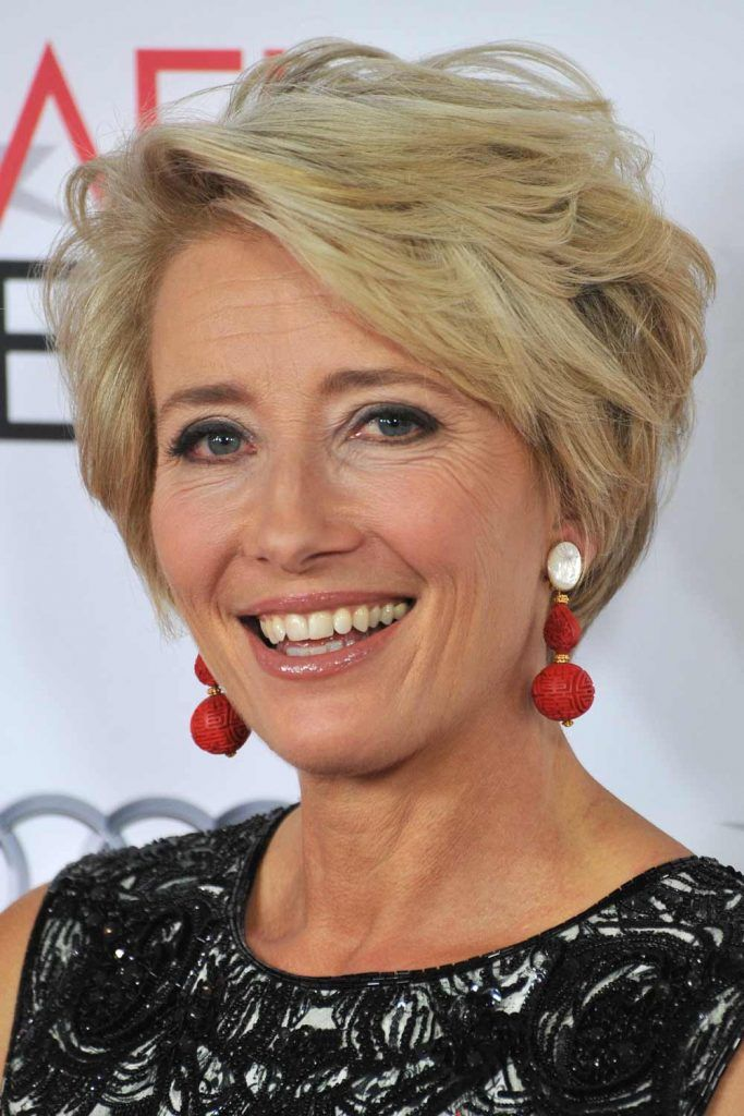 10 Short Hairstyles for Women Over 60 to Look Younger in 2021 d57a1b0ff6f952b386782821e6a22cfb