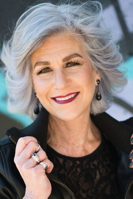 Trendy Short Haircut Styles for Women Over 50 (Updated 2021)