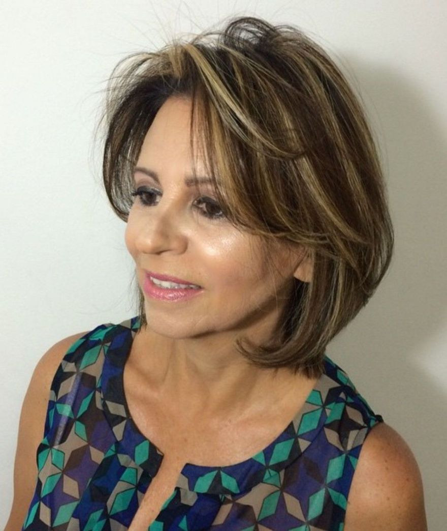 Inspiring Short Hairstyles for Older Women (Updated 2021) dbb0a266f93538cebfc2c07d55a730be