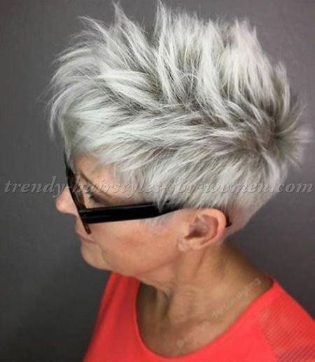 Trendy Short Haircut Styles for Women Over 50 (Updated 2021) e47f255d4f982625711abda5df38aed0
