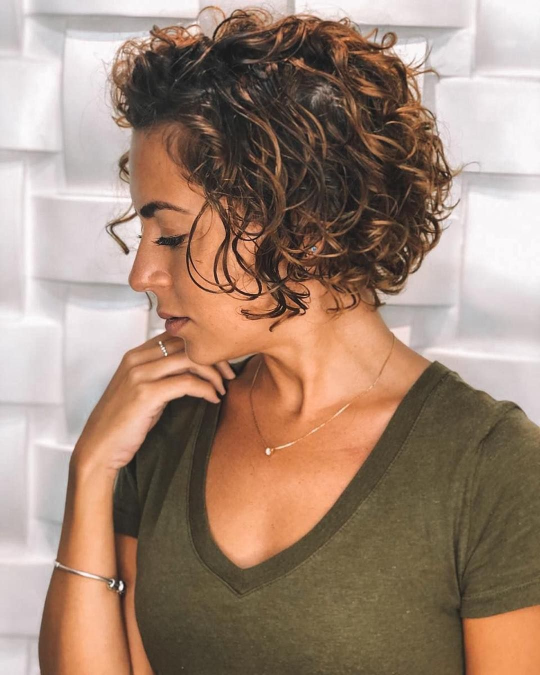 Latest Short Hairstyles for Women Over 50 (Updated 2021) 0da35207ced6f58dd65d45b0f2f3302a
