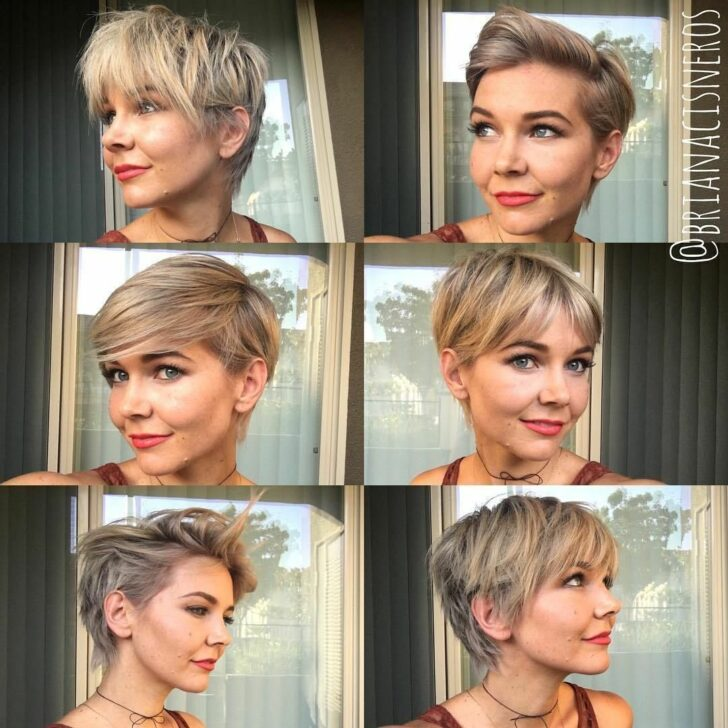 Latest Short Hairstyles for Women Over 50 (Updated 2021)