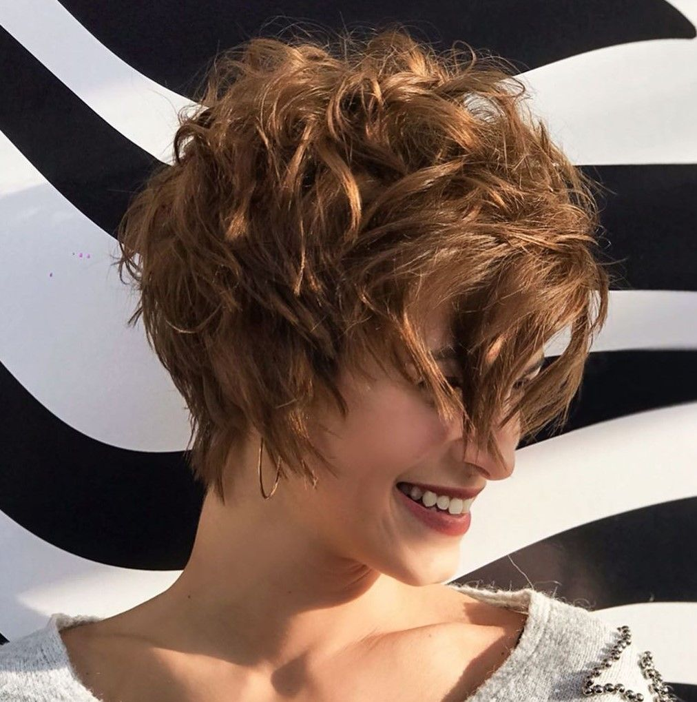 Latest Short Hairstyles for Women Over 50 (Updated 2021) 78759e4ce87536bbb3010b2b249e225e