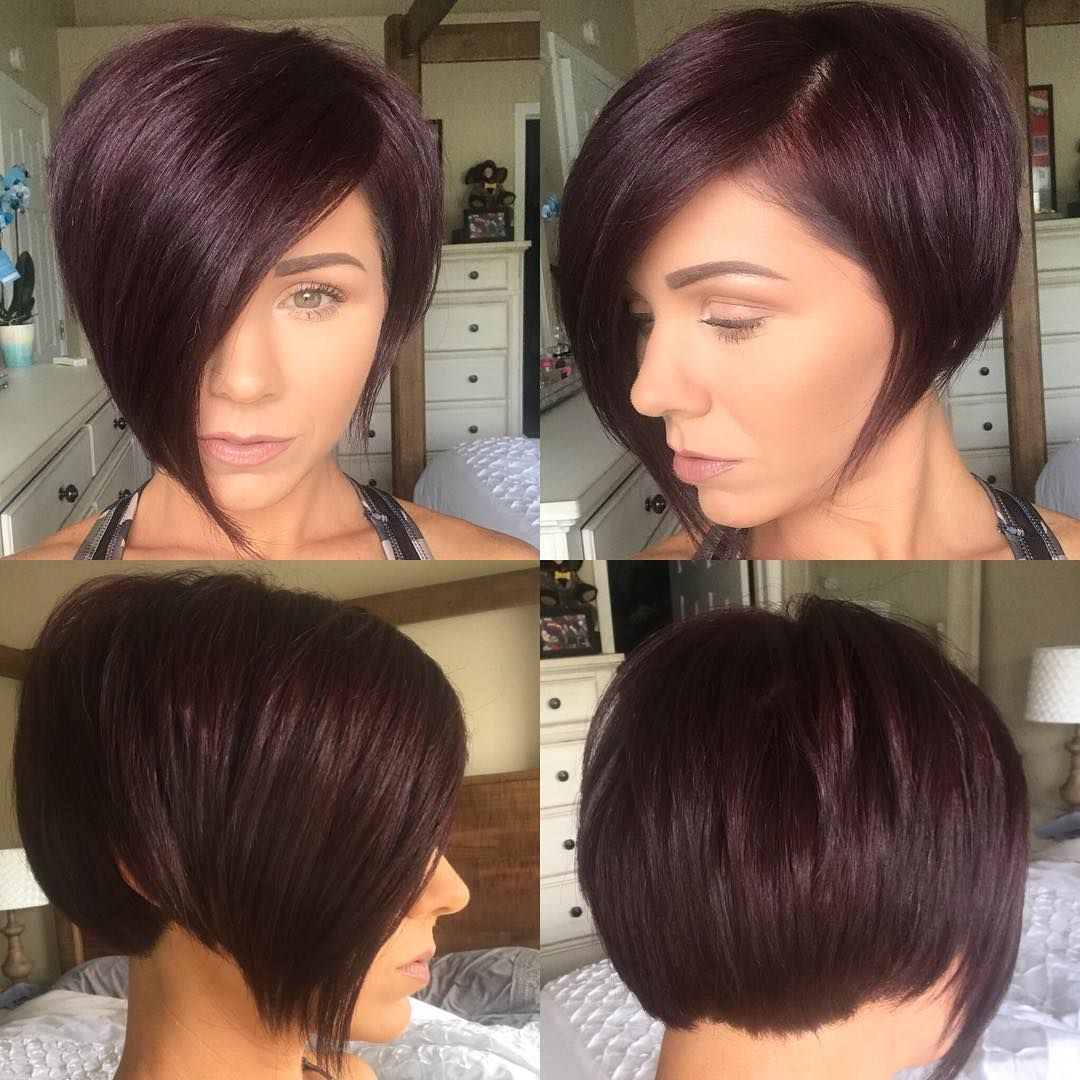 Latest Short Hairstyles for Women Over 50 (Updated 2021) d24fe82c8e7d6b5ea1c12ef52ae63936