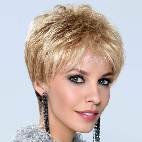 Latest Short Hairstyles for Women Over 50 (Updated 2021) d5b385f4eb3dbee39f4a33494d3a49e6